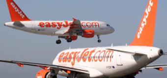 Распродажа Easyjet: скидки до 25% и перелеты по Европе от 530 рублей