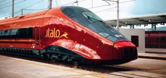 Новый промокод на скидку до 30% от Italo Treno на скоростные поезда по Италии (с марта по май)!