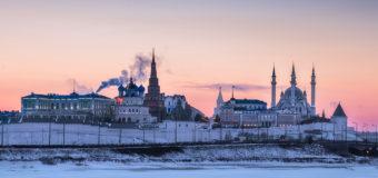 Победа: перелеты зимой из Москвы в Казань за 3000 рублей туда-обратно