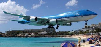 Промо KLM на Карибы: из Москвы и СПб на остров Сен-Мартен, Арубу, Кюрасао и Бонэйр за 38400 руб. туда-обратно!