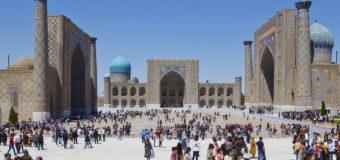Хит-тарифы Аэрофлот в Узбекистан: из Москвы в Бухару и Самарканд за 14300 рублей туда-обратно!