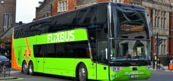 Автобусы Flixbus: скидка 20% на любые поездки по Европе!