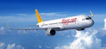 Распродажа авиакомпании Pegasus на зимний сезон!