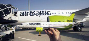 Большая распродажа airBaltic: авиабилеты в Европу из Риги от 1000 руб., из городов России от 5400 руб. туда-обратно с марта по декабрь!