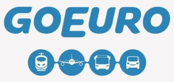 Промокод GoEuro на скидку 10% на транспорт в Европе, включая авиабилеты