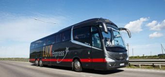 Распродажа Lux Express: автобусы из Москвы и Петербурга в Прибалтику от 850 рублей!