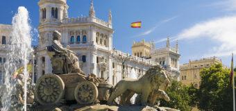 Из Москвы в Мадрид за 11600 рублей туда-обратно с багажом все лето!