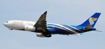 Весенняя распродажа Oman Air: из Москвы в Дели 21300 руб., Бангкок, Коломбо от 27200 руб. и другие направления