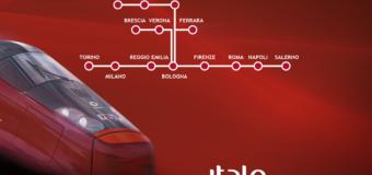 Скидка до 25% от ItaloTreno на скоростные поезда по Италии. Из Милана в Венецию за 1200 руб.